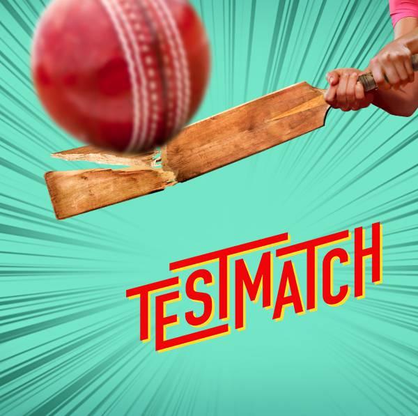 Testmatch cover art