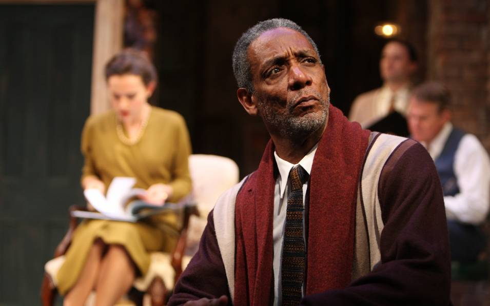 Thomas Jefferson Byrd in TROUBLE IN MIND. Photo © Joan Marcus, 2007.
