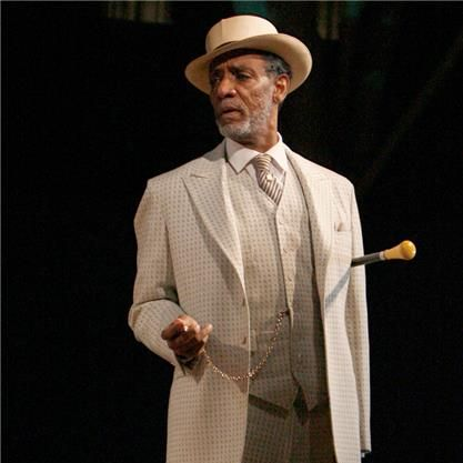 Thomas Jefferson Byrd in DEATH OF A SALESMAN by Arthur Miller, directed by James Bundy.