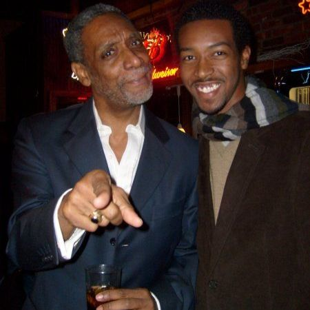 Thomas Jefferson Byrd with Aaron Moss ('10)