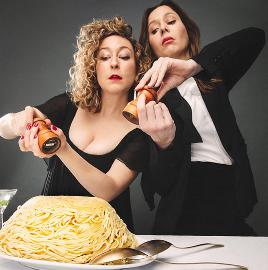 Ari & Sophie Pesto Pasta
