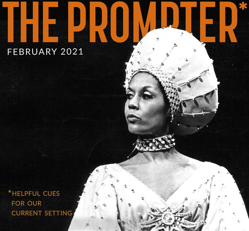 The Prompter cover - February 23, 2021