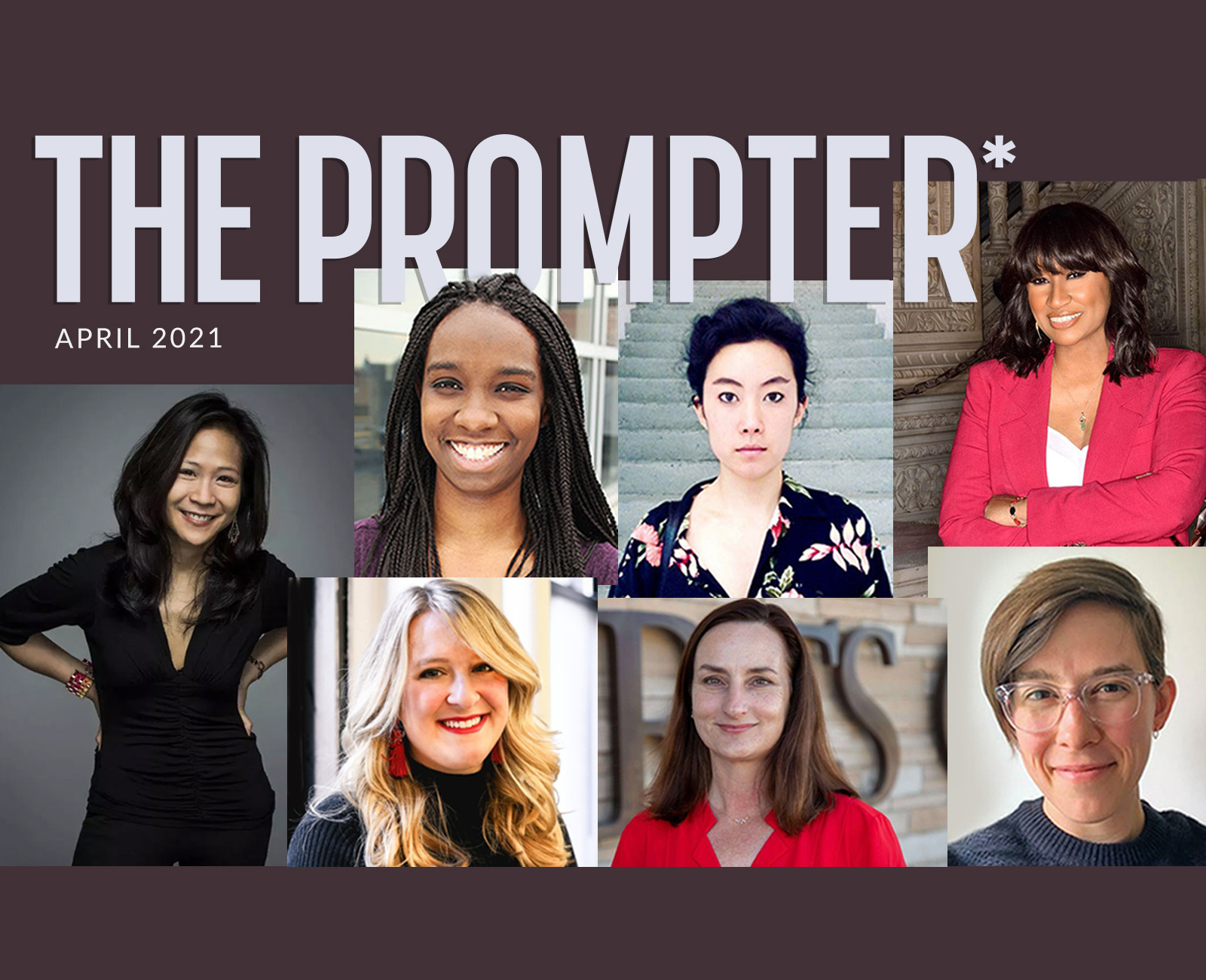 The Prompter - April 2021